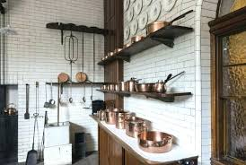 kitchen pot hangers kitchen pot shelves and hanging pot and pans hang pots pans wall hanging