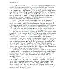 Comparison And Contrast Essays Examples Thesis Statement For Comparison Essay Cocinacolibri Com
