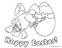 Medquit Free Printable Google Happy Easter Coloring Pages