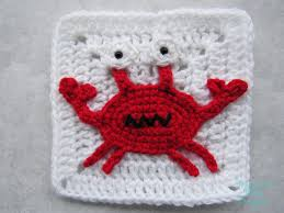 Free Crochet Applique Patterns Magnificent Design Inspiration