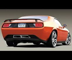 2018 dodge lineup.  dodge orange coupe rear view on 2018 dodge lineup s