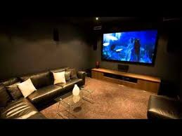 media room decorating ideas