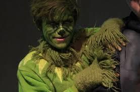 the grinch in school. Plain Grinch George M  The Grinch In U0027Whou0027s Christmasu0027 Susi Earnshaw Theatre School   StarNow In Grinch