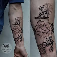 Black Art Shari Freedom Tattoo