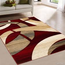 bronx handmade trellis red brown area rug 3 6 x 5 throughout and with regard to