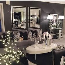25 bling living rooms home decor