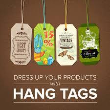 Design Clothing Hang Tags