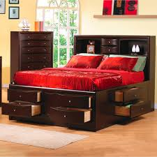 Drawers For Under Bed King Bed Drawer