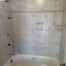 tile shower and tub shower tub bathroom tile ideas kitchen bath designs tiles design staggering subway