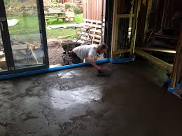 Screeding Bathroom Floor Tollstension Extending A Toll House In Aberdeenshire Page 5