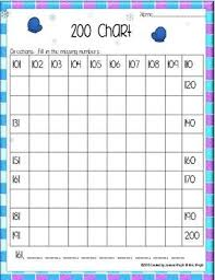 300 Chart Math Hundreds Charts Tpt Great Educational Products For All