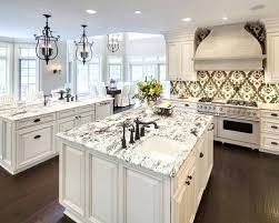 kitchen white varnished wood cabinet hardware dark floors with cabinets tan wooden laminate flooring floor granite