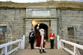 Step back in time - Victorian Christmas at the Halifax Citadel