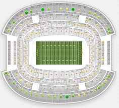 Seahawks Interactive Seating Chart All Inclusive Seahawks Stadium 3d Seat Chart Mile High
