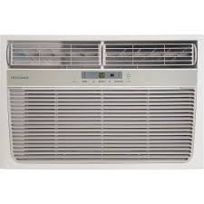 Frigidaire 8,000 BTU Compact Window Air Conditioner with Heat and Remote Control