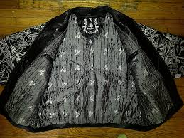 al wissam source hip hop tribute 2pac biggie pun black leather jacket coat 60