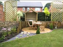 Small Picture Small garden ideas on a budget YouTube