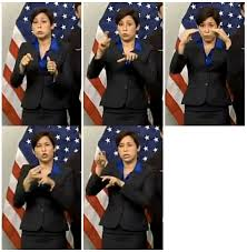 Why Great Sign Language Interpreters Are So Animated The