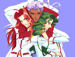Revolutionary Girl Utena HD Wallpapers ...