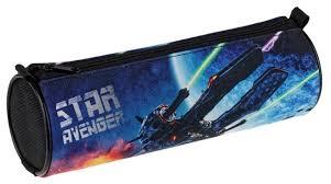 <b>Berlingo Пенал</b>-<b>тубус</b> Star avenger (PM04733) — купить по ...