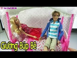 Bo do choi bup be barbie
