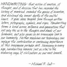 what is the role of handwriting in the exams want an essay on   gif