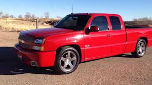 Chevy Silverado SS All Wheel Drive At The Red Noland Pre-Owned ...