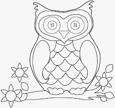 Cute Owl Coloring Pages Elegant Printable Coloring Pages Animals Owl