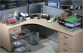 metal mesh desk organizer set