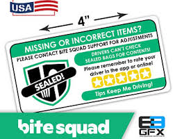 Discount gift cards (1) get new bitesquad offers & today's top deals. Bite Squad Etsy