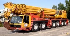 Krupp Kmk 6200 Load Chart 275t Krupp Kmk 6275 All Terrain For Sale Cranes Material
