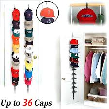 baseball cap rack cap rack closet hanger system storage caps organizer door baseball hat holder 1