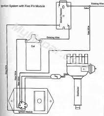 needed wiring diagram for mopar electronic ignition conversion electronic ignition distributor wiring diagram view attachment ignition_system_5pin jpg