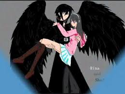 anime characters with wings. Interesting Wings Charcoal Wings Characters Anime Ver2 With Characters 0