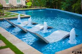 Modern Swimming Pool with Inground pool, Jerith Jefferson 3 ft. x 6 ft.