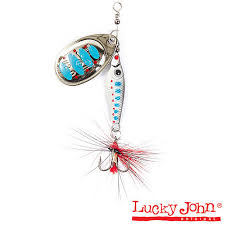 <b>Блесна Lucky John Train</b> Blade Round 06 | купить
