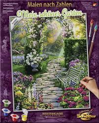 <b>Набор для раскрашивания Schipper</b> Прекрасный сад 9130804 ...