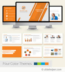 Company Presentation Template Ppt Professional Powerpoint Templates Graphics For Business