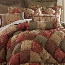 Rustic Country Quilt   Bedroom ideas   Pinterest   Country quilts ... & Nicola Puff Comforter Set & Accessories (from J. C. Penny's found here:  http:/ Adamdwight.com