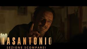 Masantonio - Sezione scomparsi: il trailer - YouTube