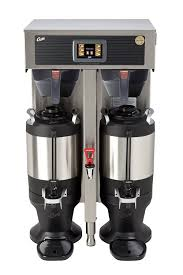 Industrial Coffee Makers Amazoncom Wilbur Curtis G4 Thermopro Twin Coffee Brewer 15