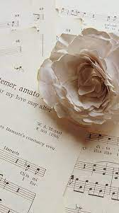 Flute and Sheet Music Wallpapers ...
