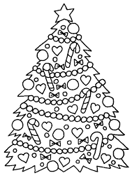 Sapin De Noel 3 Coloriage De Sapin De No L Coloriages Pour Enfants