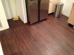 alluring stainless steel refrigerator and dazzling tranquility vinyl flooring with mesmerizing stainless steel dustbin