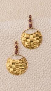 Modern Jewellery Design Azva Modern Gold Earrings Jewelry Design Earrings Galaxy