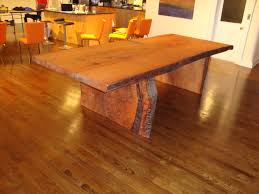 redwood dining table top best rustic round dining table irvine