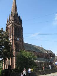 St Mary's Church, Handbridge