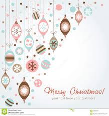 Beautiful Christmas Design Beautiful Design Christmas Greeting Card Stock Vector