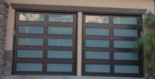 unique garage door modern brown wood grain texture