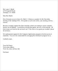 Business Correspondence Letters Examples Personal Business Letter Sample 6 Examples In Word Pdf